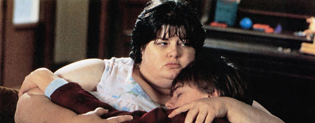 """What's Eating Gilbert Grape"" mom Darlene Cates has lost half her body weight. (Paramount/courtesy Everett Collection)"