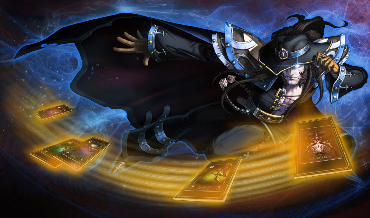 Twisted Fate League Of Legends Wallpapers
