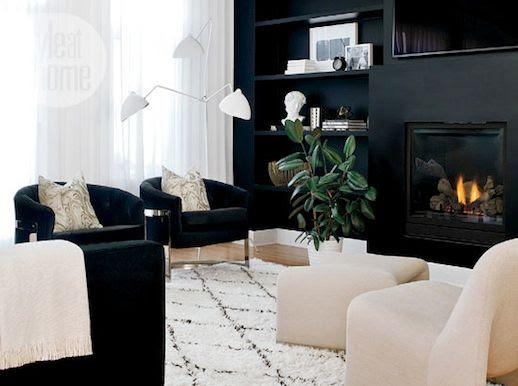 Le Fashion Blog A Fashionable Home Mid Century Modern Glamour Canada Style At Home Magazine Sarah Blakely Shaggy Rug 7 photo Le-Fashion-Blog-A-Fashionable-Home-Mid-Century-Modern-Glamour-Canada-Style-At-Home-Magazine-Sarah-Blakely-Shaggy-Rug-7.jpg