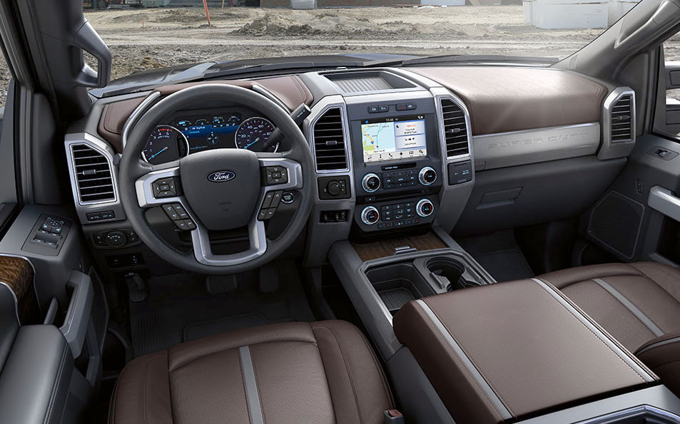 First Drive 2017 Ford Super Duty | 2017 - 2018 Best Car Reviews
