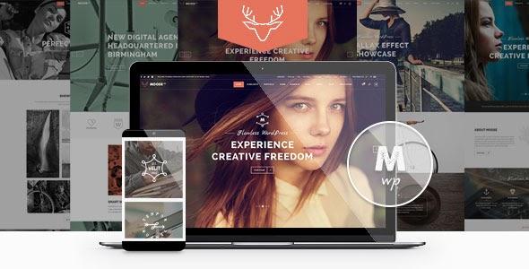 Moose v3.0.1 - Creative Multi-Purpose Theme