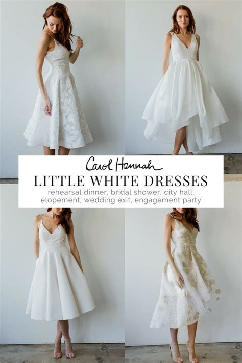 Looking for a standout little white dress for all the