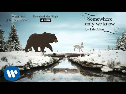 Lily Allen- Somewhere Only We Know guitar chords | Chords and Lyrics