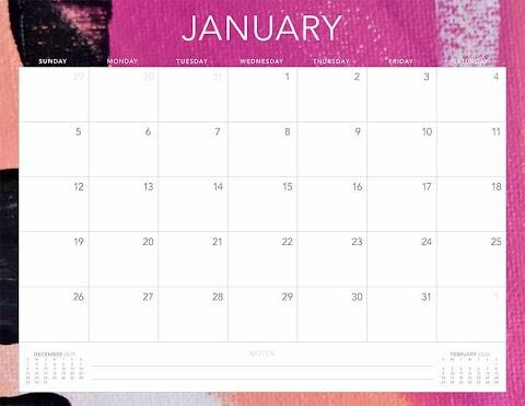Kalender 2020 Download Free