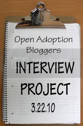 Open Adoption Bloggers Interview Project