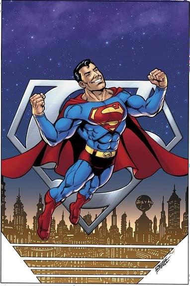 Action Comics 1000 George Perez