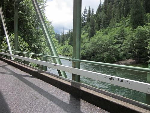 Last bridge, ascending