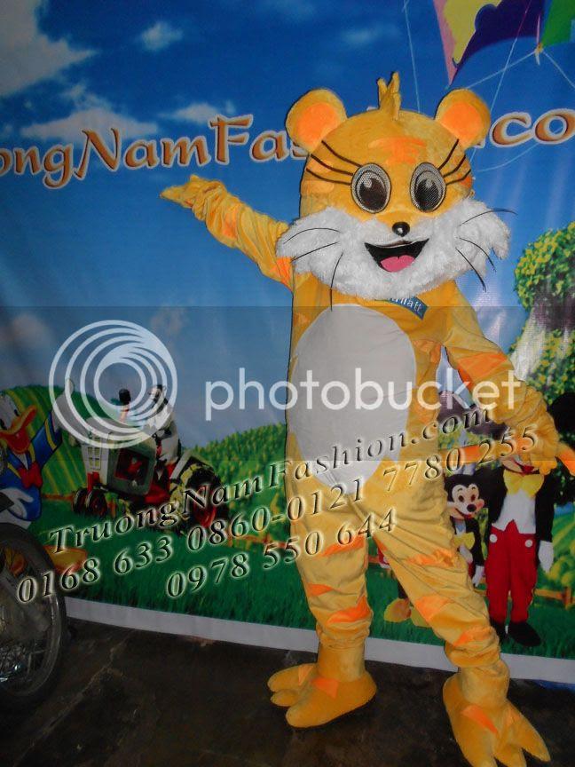 Kết quả hình ảnh cho mascot hổ trường nam