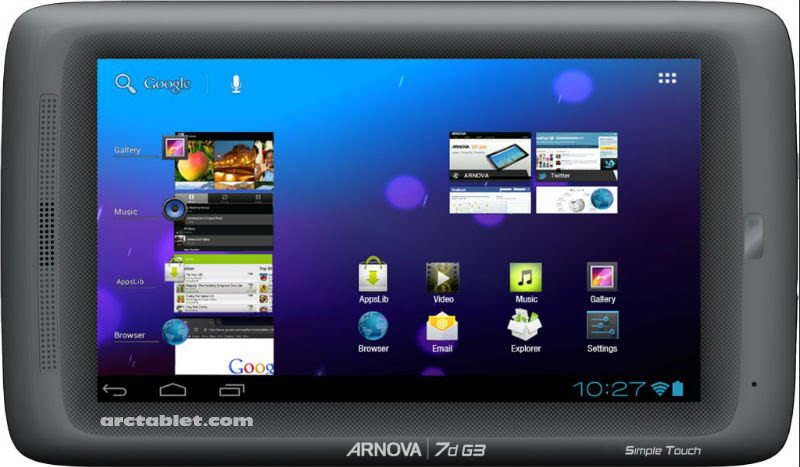 Image result for Arnova 10b G3 Dual Touch