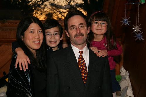 Rejected family portrait