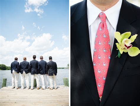 Mandee & Steven   Preppy Maryland Wedding ? Natalie Franke