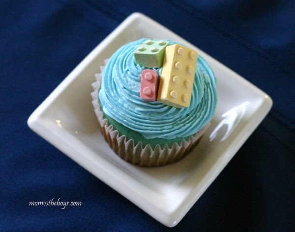 lego cupcakes, cake raffle, cake walk, cake ideas, kids, birthday ideas
