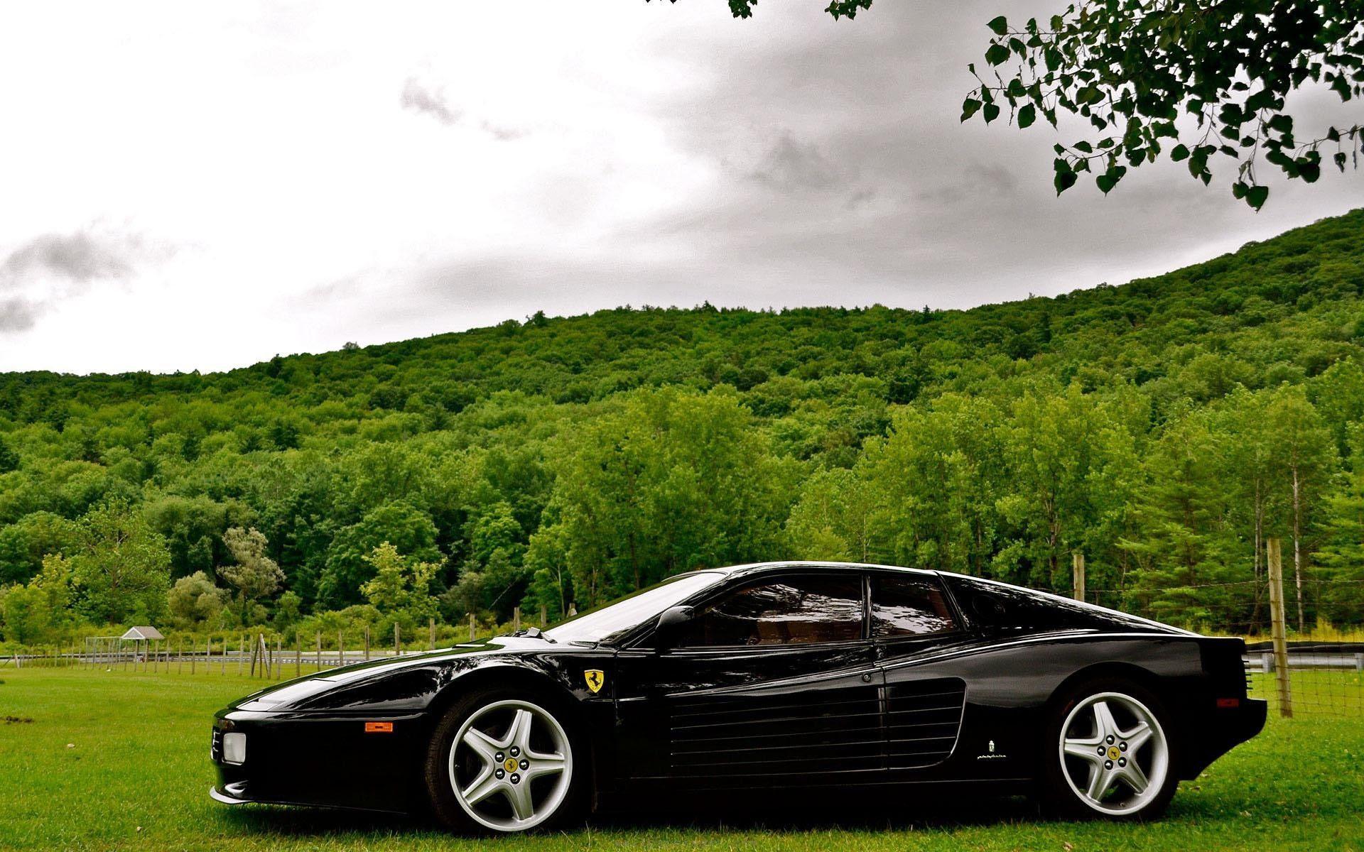 Green And Black Ferrari Wallpaper 10 Background Wallpaper  Hdblackwallpaper.com