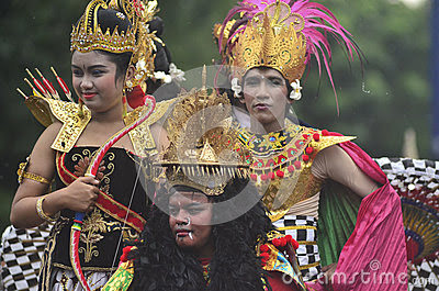FOREIGN INFLUENCE IN INDONESIAN CULTURE Editorial Stock Photo  Image: 43075808