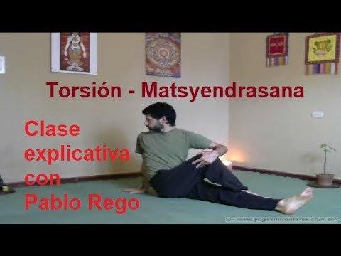 Video: Torsión - Matsyendrasana
