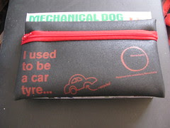 Tyre pouch