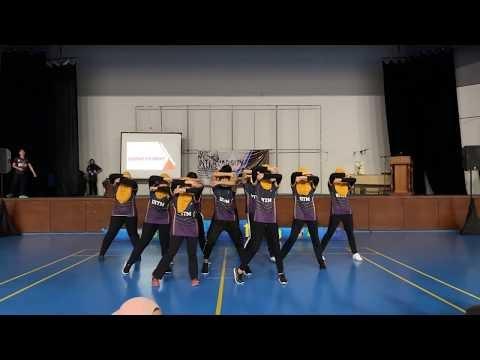 MIVG 2018 Aerodance by UiTM Sg Buloh