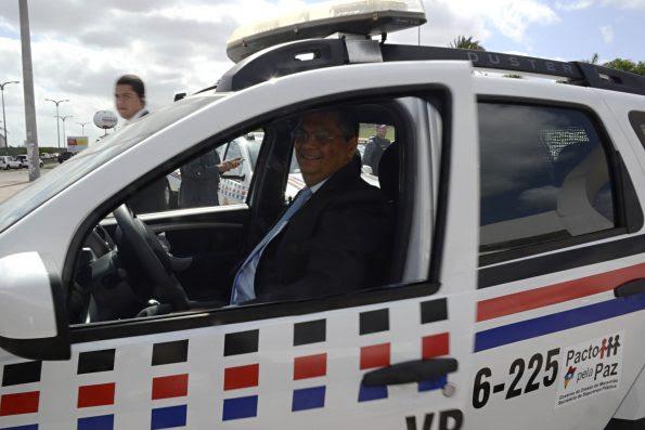 Novas viaturas reforçarão os investimentos feitos para reestruturar o Sistema de Segurança Pública do Maranhão.