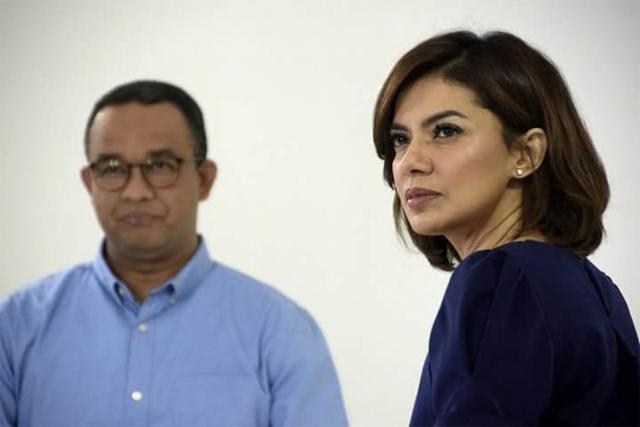 Dinilai Berusaha Jatuhkan Anies Baswedan di Acara Talk Show, Nazwa Shihab Panen Kritikan