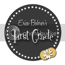 Erica Bohrers First Grade