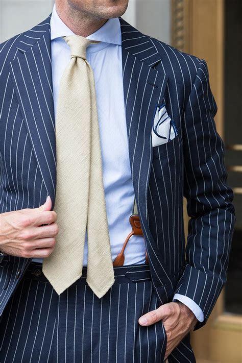Mens Pinstripe Suit Sale   My Dress Tip