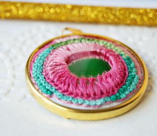 Shisha pendant