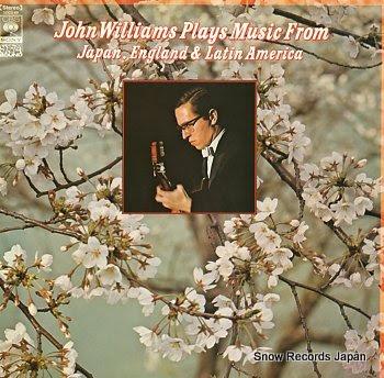 WILLIAMS, JOHN plays music from japan, england & latin america