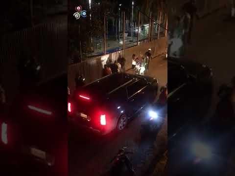 EN VIDEO: Moradores de Las Caobas,le propinan una paliza a un atracador