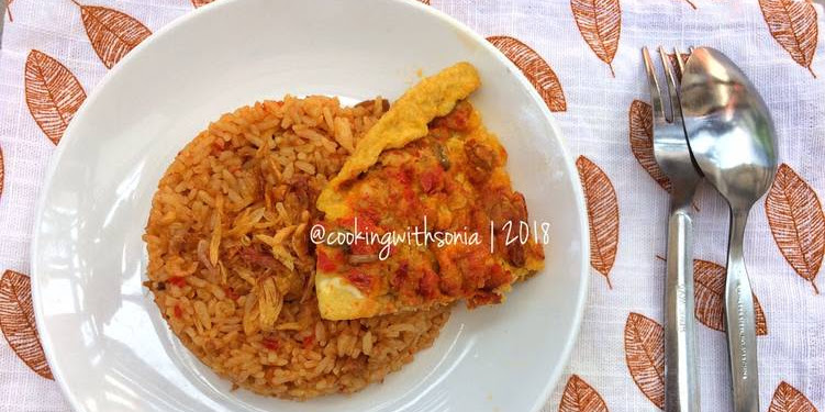 Resep 20. Nasi Goreng Padang Oleh Cooking With Sonia