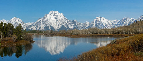Oxbow Bend Pano