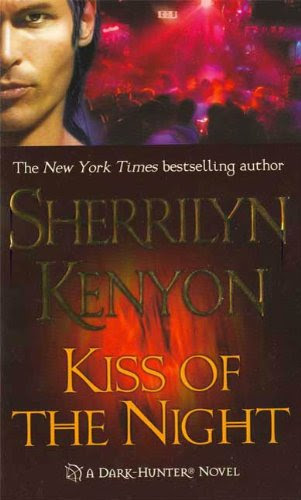 Kiss of the Night (Dark-Hunter Novels) by Sherrilyn Kenyon