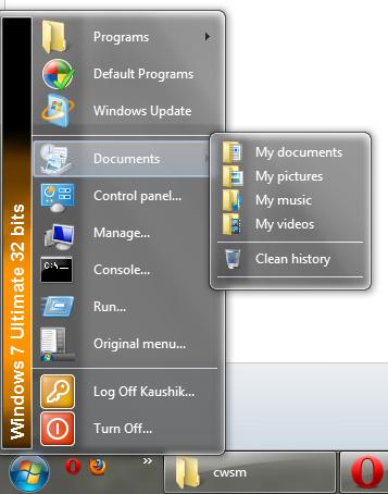 Start Menu X 4.93 + Portable