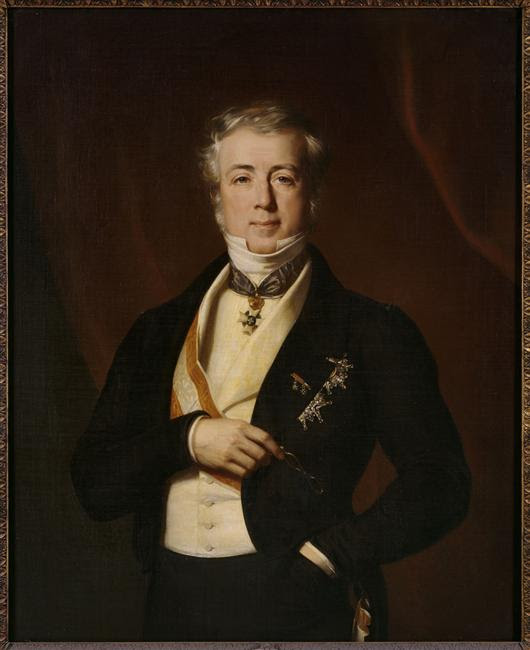 Marqués de las Marismas, D. Alejandro Aguado