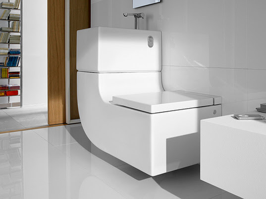 Sleek Sink/Toilet Combo is an All-in-One Greywater Recycling ...