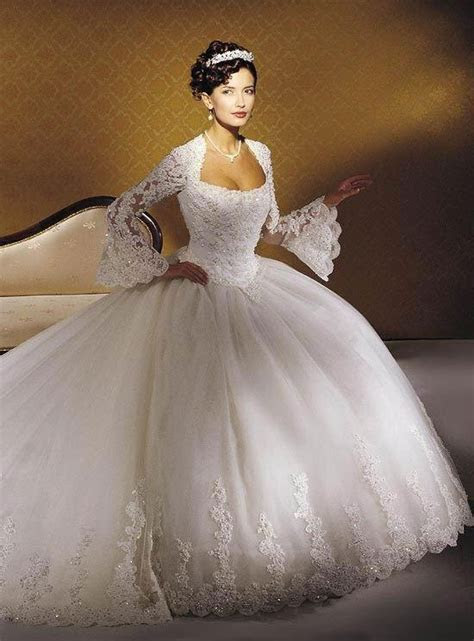 Big White Wedding Dress Designs   Wedding Dress