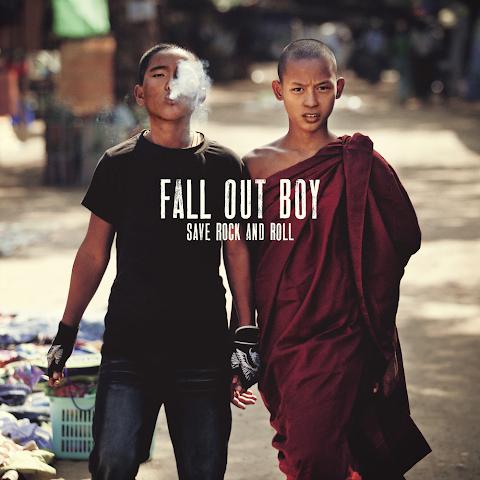 Fall Out Boy Elton John Save Rock And Roll Lyrics