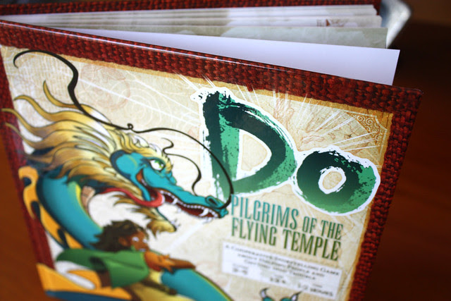 Do: Pilgrims of the Flying Temple - Product Shots
