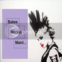 Babes Rockin Mami