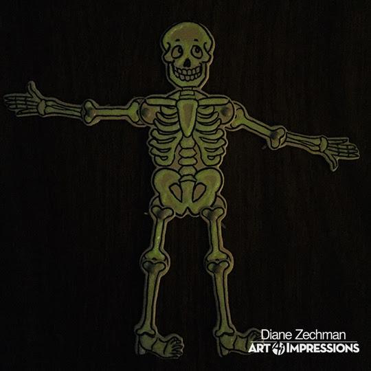 skeleton WW 4 diane zechman