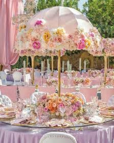 1000  ideas about Umbrella Centerpiece on Pinterest
