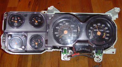 73 87 Factory Tachometer Info