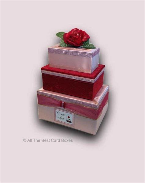 Beauty and the Beast Wedding,card box with slot,wedding