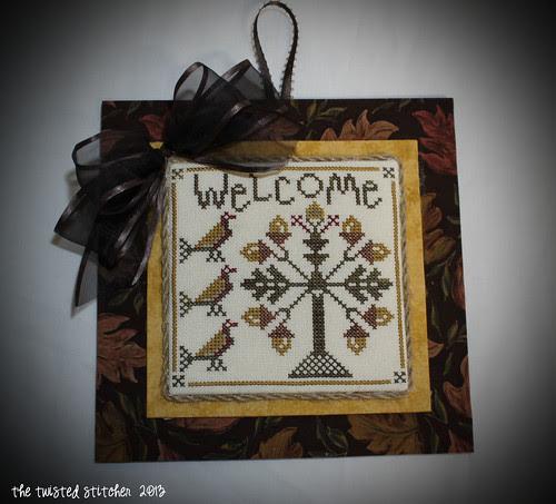 Primitive Welcome 1