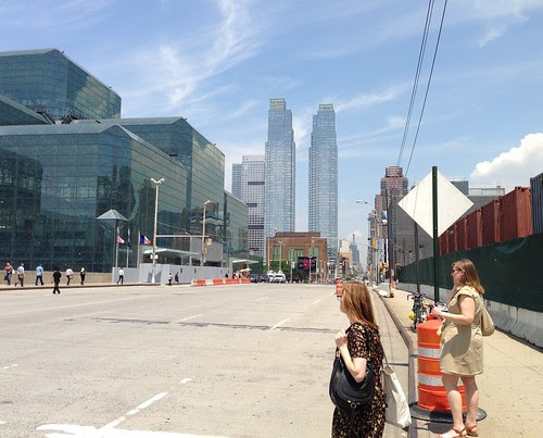 11th Ave. & Jacob Javits Ctr, NYC