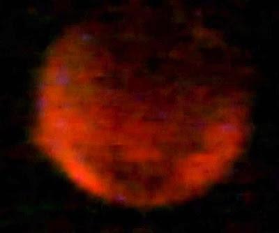 Ovni sphere orange