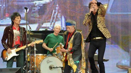 Los Rolling Stones volvieron a Hyde Park 44 años después