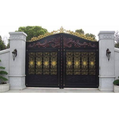 Safety Gate Ms Maharaja Gate Manufacturer From Nagpur