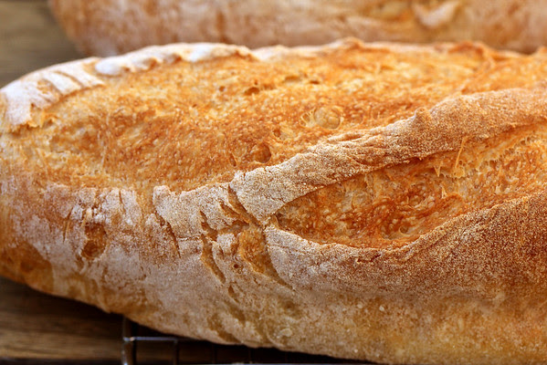 Classic French Bread: Karen's Kitchen Stories