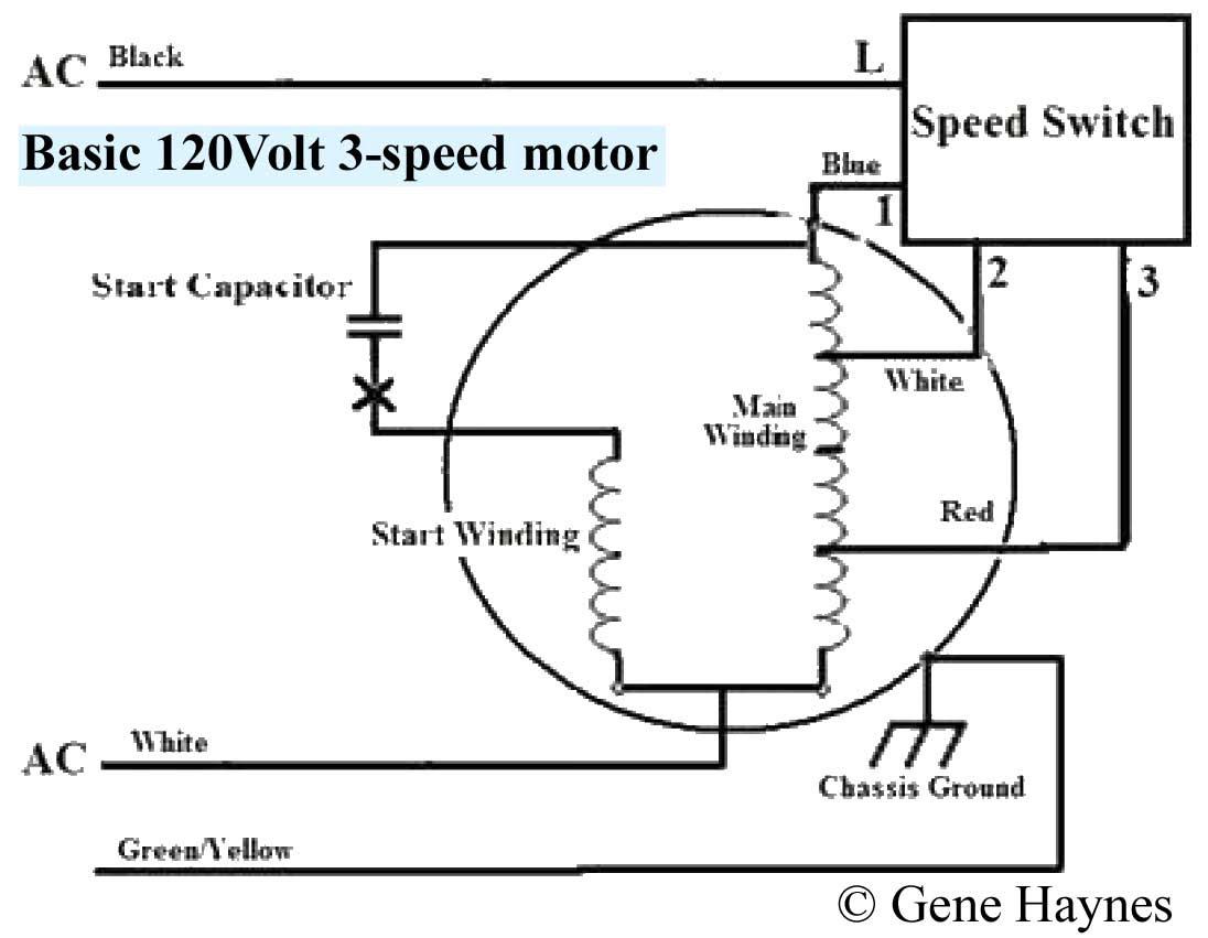 Dayton Wiring Diagram