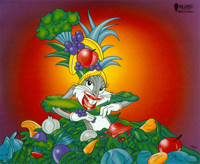 Bugs Bunny | Carmen Miranda | Tacky Harper's Cryptic Clues